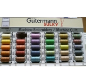 Machine Embroidery/Quilting Thread