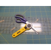 Cutting Equipment, Scissors, Rotary Cutters, Mats and Rulers