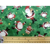 Christmas Prints Cotton Fabric