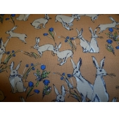 Rabbits and Hares  C69 (per 1/2 metre)