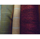Tweeds, Wools and Wool Mixes