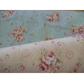 Durham Quilt Collection Roses (per 1/4 metre)