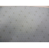 Blue Honeycomb (per 1/4 metre)