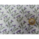 Purple Thistle (per 1/4 metre)