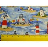 Lighthouse (per 1/4 metre)