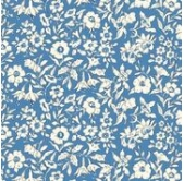 Liberty Morning Dew Blue (per 1/4 metre)