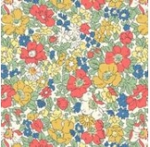 Liberty Cosmos Meadow Bright (per 1/4 metre)
