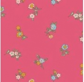 Liberty Little Vine Pink (per 1/4 metre)