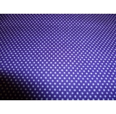 Mini Spot Purple (per 1/4 metre)