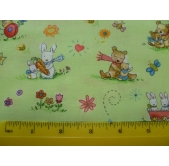 Cute Animals (per 1/4 metre)