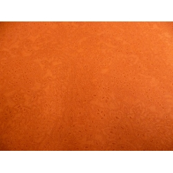 Spring Pumpkin 100% Cotton Fabric (per 1/4 metre)