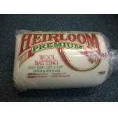Hobbs Heirloom Wool Batting King Size