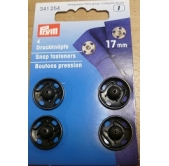 Snap Fasteners 17mm