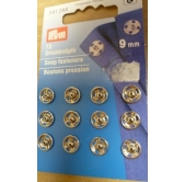 Snap Fasteners 9mm