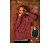 Stylecraft Knitting Pattern 9319