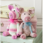 Knitting Patterns - Toys and Dolls Clothes