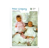 Peter Gregory Knitting Pattern 7113