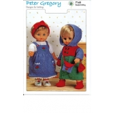 Peter Gregory Knitting Pattern 7160
