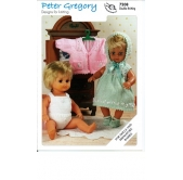 Peter Gregory Knitting Pattern 7208