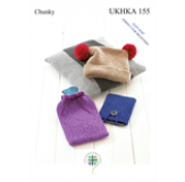UKHKA knitting pattern 155