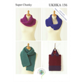 UKHKA Knitting Pattern 156