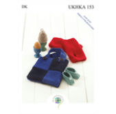 UKHKA Knitting Pattern 153
