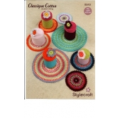 Stylecraft Classique Cotton Crochet Pattern 8849