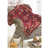 Stylecraft Crochet Pattern 9100