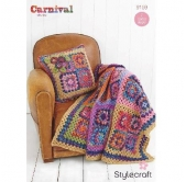 Stylecraft Crochet Pattern 9159