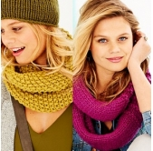 Stylecraft Pattern Booklet How to Knit Scarves