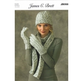 James C Brett Knitting Pattern 058