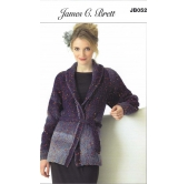 James C Brett Knitting Pattern 052