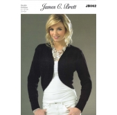 James C Brett Knitting Pattern 062
