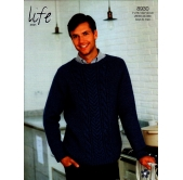Aran Knitting Patterns - Ladies and Mens