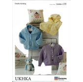 UKHKA Knitting Pattern 135