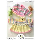 Knitting pattern UKHKA 73
