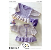 Knitting Pattern UKHKA 74