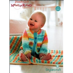 Stylecraft Knitting Pattern 8968