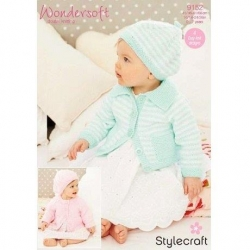 Stylecraft Knitting Pattern 9152