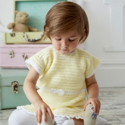 Stylecraft Crochet Pattern 9324