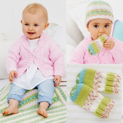 Stylecraft Knitting Pattern 9479