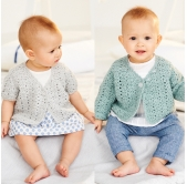 Stylecraft Crochet Pattern 9532