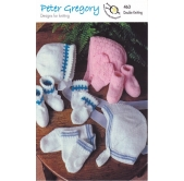 Peter Gregory Knitting Pattern 463