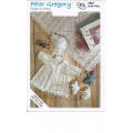 Peter Gregory Knitting Pattern 7201