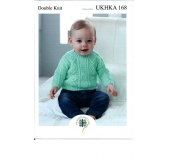 UKHKA Knitting Pattern 168