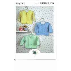 UKHKA Knitting Pattern 176