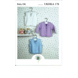 UKHKA Knitting Pattern 178