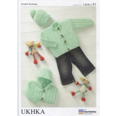 Knitting pattern UKHKA 81