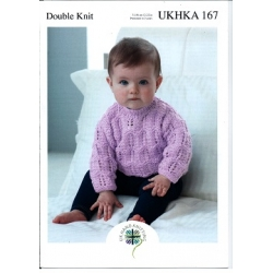 UKHKA Knitting Pattern 167