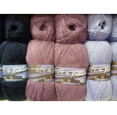 Stylecraft Life 4 ply Knitting Wool